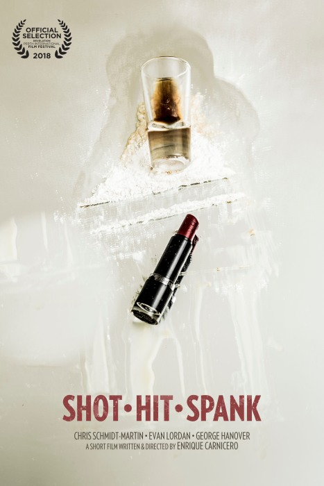 SHOT_HIT_SPANK_poster_perth